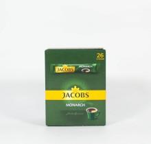 Кофе Якобс Монарх 26 стиков 46,8г