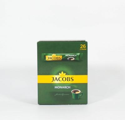 Кофе Якобс Монарх 26 стиков 46,8г_0