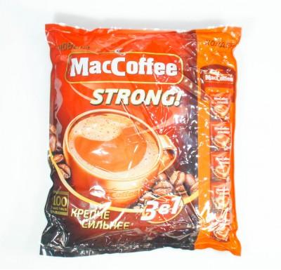 Кофе Маккофе  Стронг 100 пакетиков_0