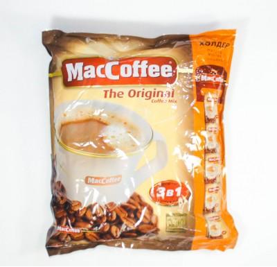 Кофе Маккофе  Оригинал 100 пакетиков_0