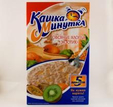 """Каша Минутка, овсяные хлопья """"Экзотик"""",  5 пакетов"""