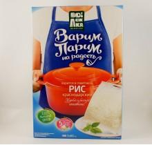 "Крупа Рис, 5х80 гр, ""Варим Парим"""