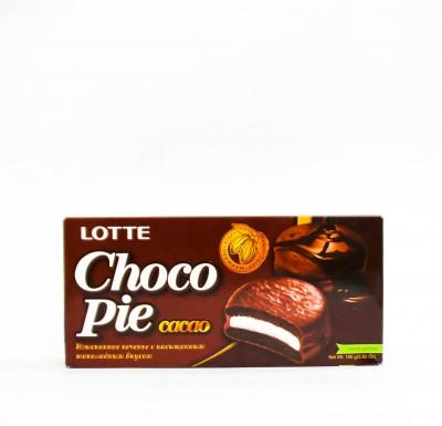 Choco-Pie  LOTTE Какао 30г х 6_0