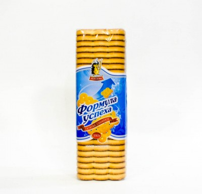 Печенье ФОРМУСА УСПЕХА 430г (ТД Морозова)_0