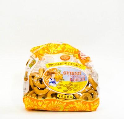 Сушки с ароматом Ванили 300г (Волжский пекарь)_0