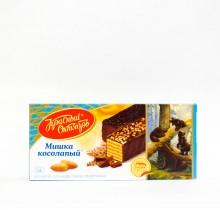 Торт вафельный  МИШКА КОСОЛАПЫЙ (Красный Октябрь) 250 гр