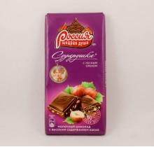 Шоколад, Сударушка с фундуком