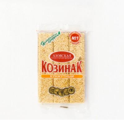 Козинак Кунжутный 150г (Азовская КФ)_0