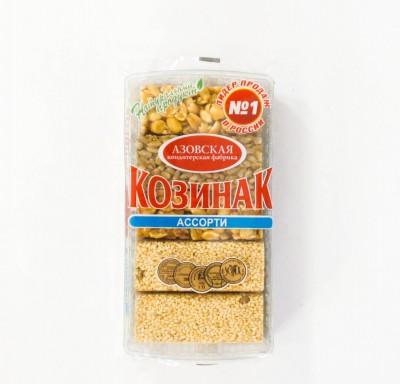 Козинак Ассорти 280г (Азовская КФ)_0