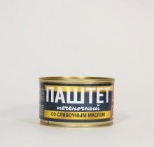 Паштет со сливочным маслом 230 г (Рузком)