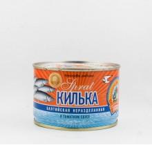 Килька, 240 гр, КТК (г. Калининград)