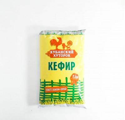 Кефир Кубанский хуторок 0,9л_0