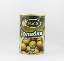 """Оливки без косточки""""M.R.S"""" 280г (Испания)"""