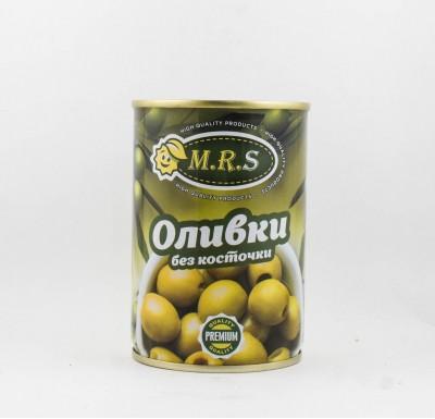 Оливки без косточки  280г (Испания)_0