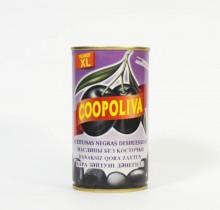 Маслины Коополива, 370 мл, без косточки, Испания