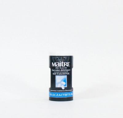 Подсластитель (сахарозаменитель) 650 таблеток_0