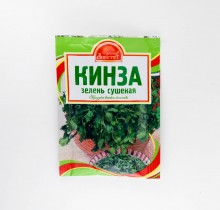 """Кинза. Зелень сушеная 5г """"Русский Аппетит"""""""