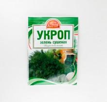 """Укроп. Зелень сушеная 10г """"Русский Аппетит"""""""