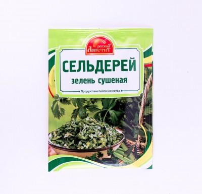 """Сельдерей. Зелень сушеная 5г """"Русский Аппетит""""_0"""