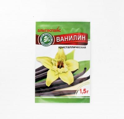 """Ванилин, 1,5 гр """"Бабушкин хуторок""""_0"""