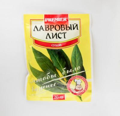 """Лавровый лист 20г, """"Премьер""""_0"""