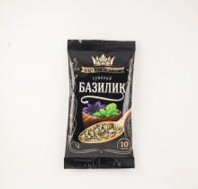 """Базилик (зелень сушеная) 10г """"Царская приправа"""""""