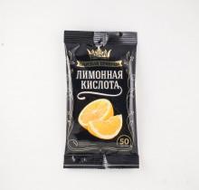 """Лимонная кислота 50г """"Царская приправа"""""""