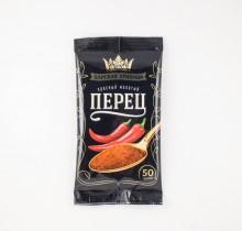 """Перец красный молотый 50г """"Царская приправа"""""""