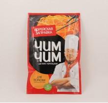 """Заправка для моркови по-корейски, жидкая 60г """"Чим Чим"""""""
