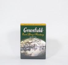 Чай Гринфилд Эрл Грей черный  с бергамотом 100г
