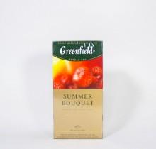 Чай Гринфилд  Саммэр Букет 25 пакетиков
