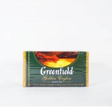 Чай Гринфилд Голден Цейлон черный 25 пакетиков