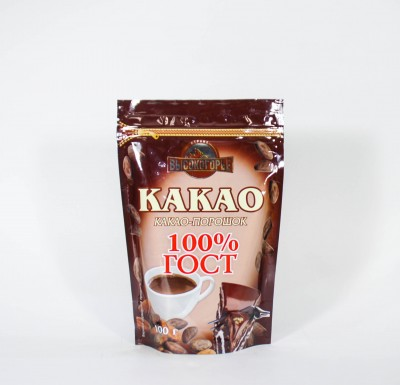 Какао 100% 100г_0