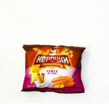 "Сухарики ""3 Корочки - Семга и сыр"" 60г"
