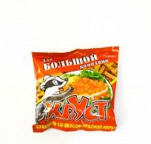"Сухарики ""ХРУСТ- Красная икра"" 100г"