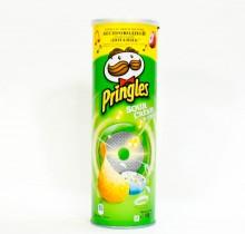 Чипсы Pringls СМЕТАНА И ЛУК 165г