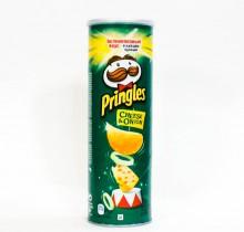 Чипсы Pringls СЫР И ЛУК 165г