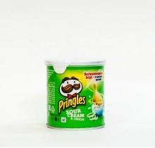 Чипсы Pringls СМЕТАНА И ЛУК  40г