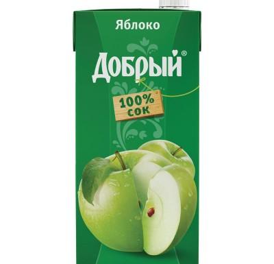Сок ДОБРЫЙ в ассортименте 2л_0