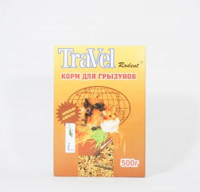 TraVel для грызунов в ассортименте 500г_0