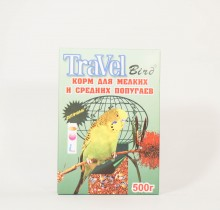 TraVel для попугаев 500г