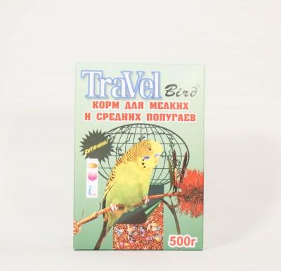 TraVel для попугаев 500г_0