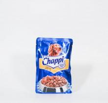 Чаппи мягкий корм Мясное изобилие 100г