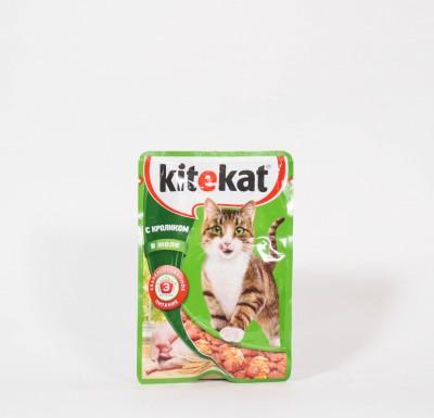 Китикет мягкий с Кроликом 100г_0