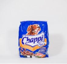 Чаппи сухой корм Мясное изобилие 600г