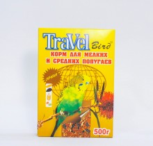 TraVel для попугаев Семена 500г