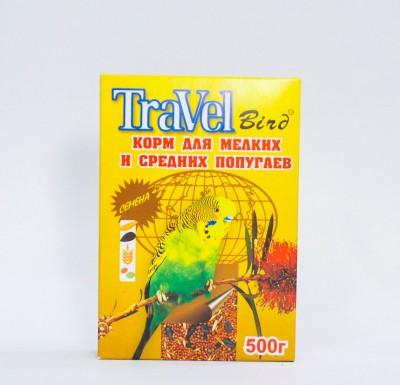 TraVel для попугаев Семена 500г_0