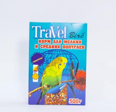 TraVel для попугаев Минералы 500г_0