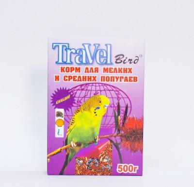 TraVel для попугаев Кальций 500г_0