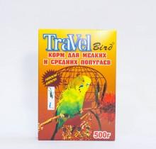 TraVel для попугаев Морская капуста 500г
